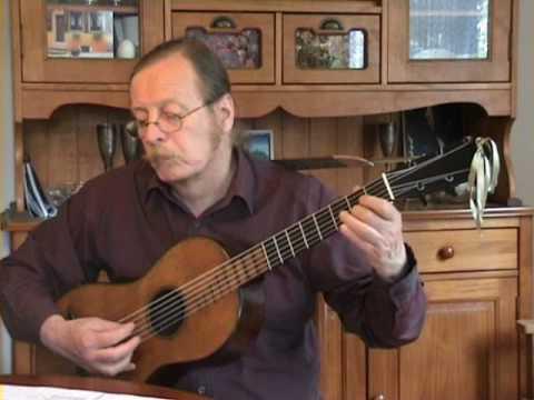 Matteo Carcassi - Valse Opus 10 n°9 - Romantic Guitar