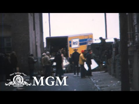 The Making of Rocky - Excerpt - Shooting in Philadelphia