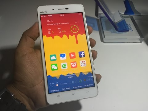 Vivo X5 Max Hands on Review. Camera. Features. Price and Overview