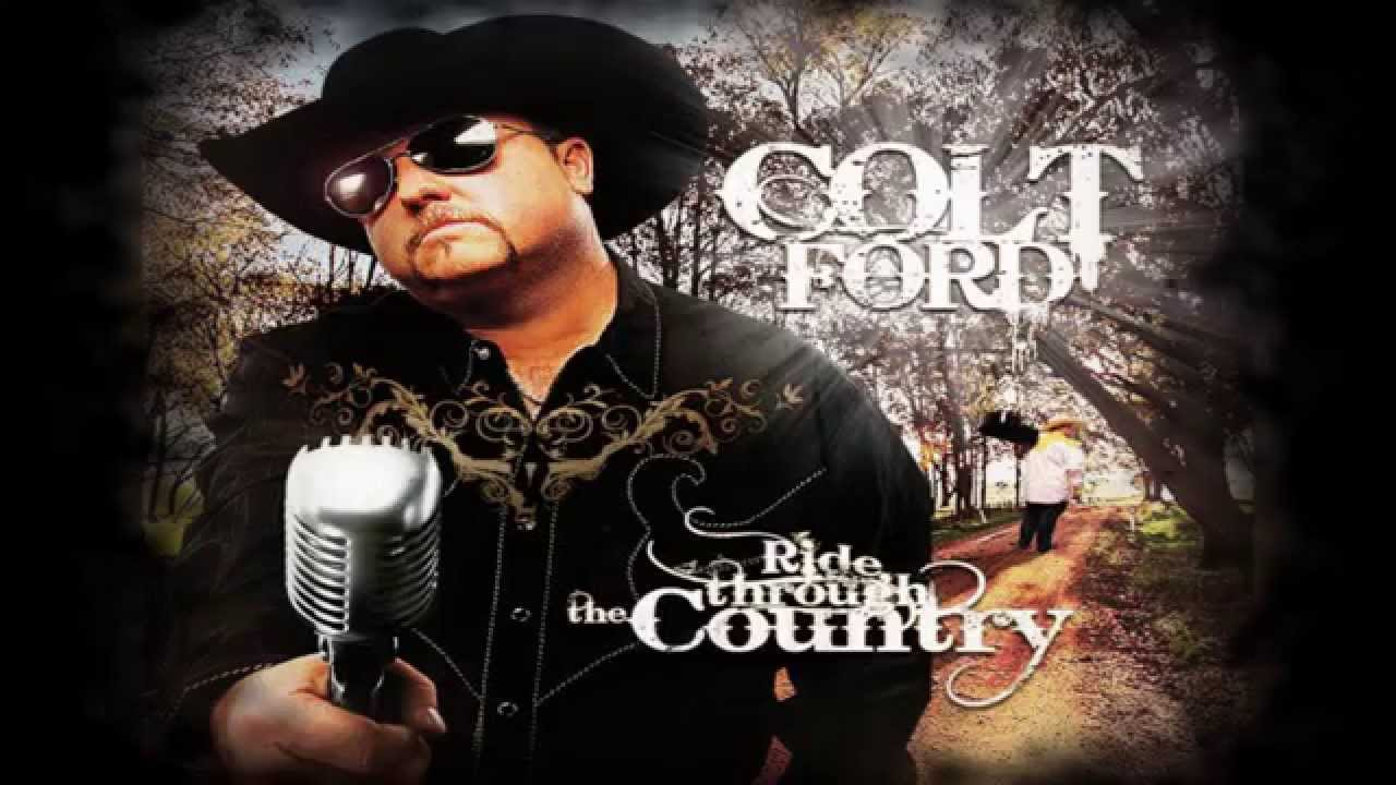 Colt Ford Ride Through The
