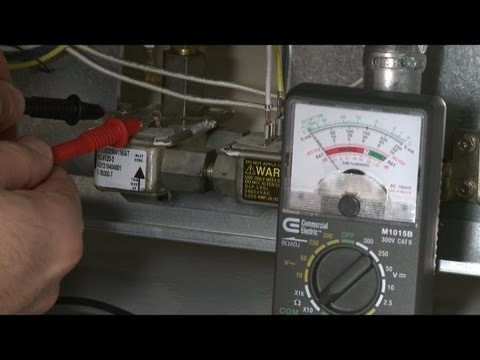 Oven Safety Valve Testing