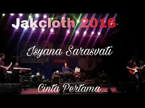download lagu Isyana Sarasvati - Cinta Pertama  Jakclo gratis
