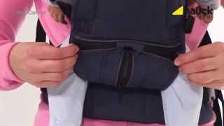 Hauck 3 Way Baby Carrier - How To Wear | BabySecurity