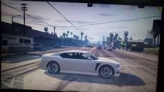 GTA V PC 10 Min Gameplay on NVIDIA 840M (Acer E5-572G)