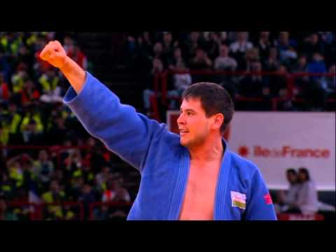 JUDO Highlight - Paris - Grand Slam 2013