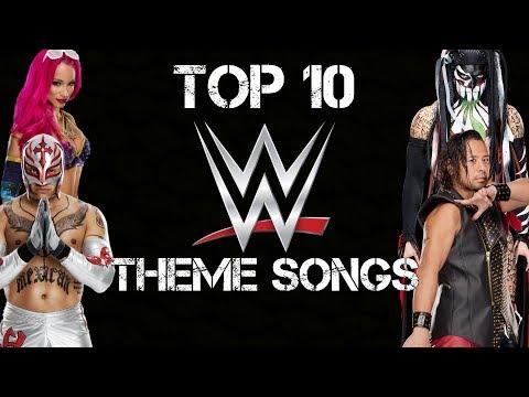 Top 10 WWE Theme Songs