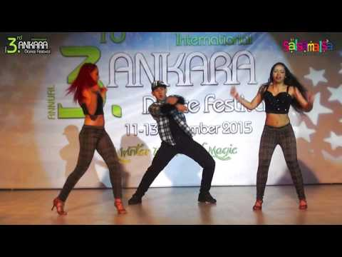 School of Arts Team Dance Performance | AIDC-2015