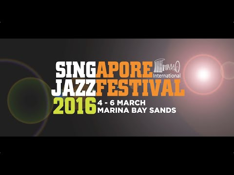 Singapore International Jazz Festival 2016