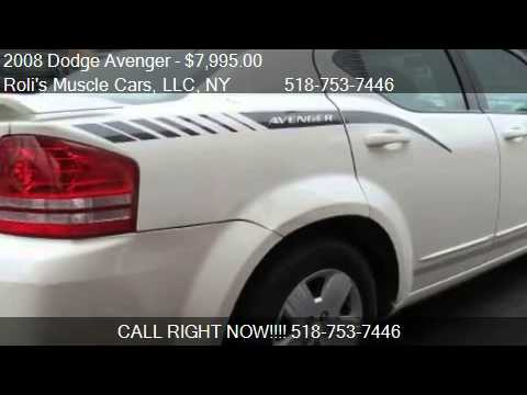 2008 Dodge Avenger SE - for sale in Schaghticoke, NY 12154