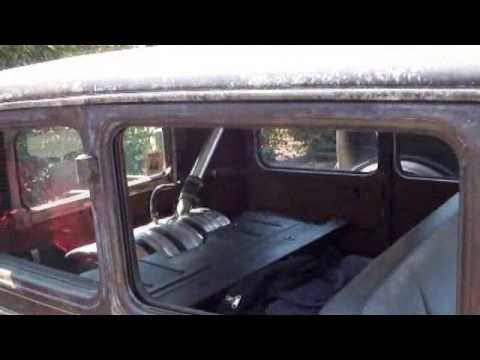 Part 1 of 2, Rat Rod Builders Interview and Show in Grants Pass, Orego