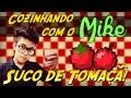 Cozinhando com Mike - Vitamina de Tomate + Maçã!?