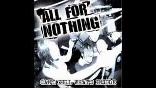 All For Nothing - Can't Kill What's Inside [full album]