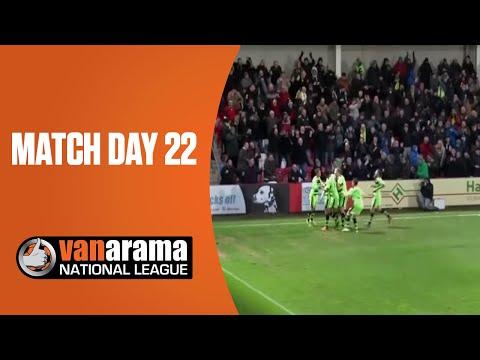 National League Highlights: Match Day 22 | BT Sport