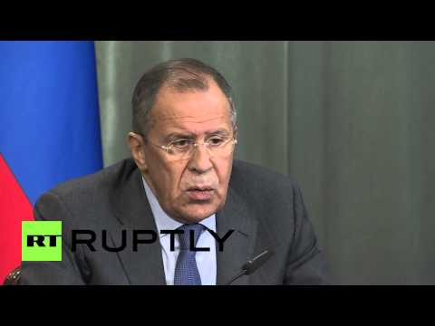 Russia: 'Kiev's NATO bid is derailing Ukraine peace efforts' - Lavrov