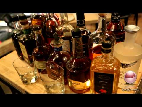 Momofuku Daisho Whisky Cart