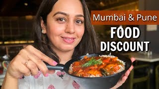 Eat FOOD in Mumbai Restaurants with a DISCOUNT
