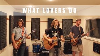 Download Lagu Maroon 5 - What Lovers Do ft. SZA (Cover by Point Blank) Gratis STAFABAND