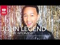 John Legend Shares What He Really Thinks Of Chrissy Teigan's Holiday Gifts | Exclusive Interview