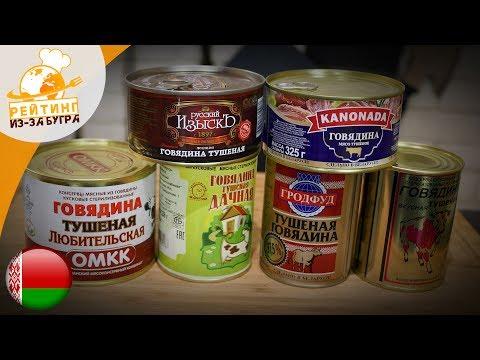Рейтинг (Из-за бугра): Тушенка (Беларусь)