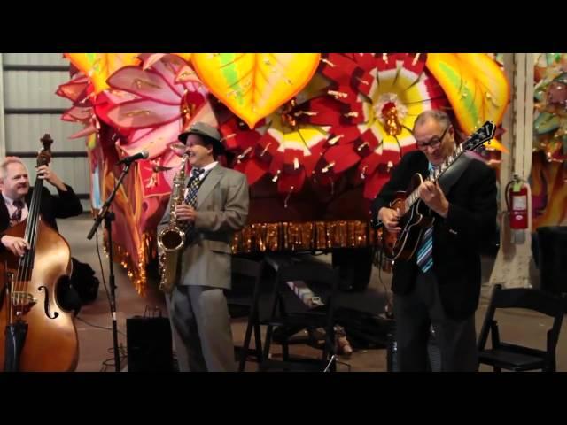 Blaine Kern's Mardi Gras World in New Orleans