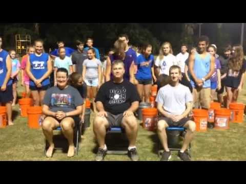 Royal Ambassador ALS Ice Bucket Challenge