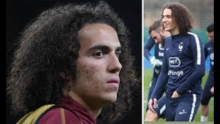 Arsenal transfer theory sparked as Matteo Guendouzi caught on camera chatting to TWO stars