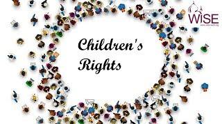 Children's Rights - al-Adab al-Mufrad (25) - 2019