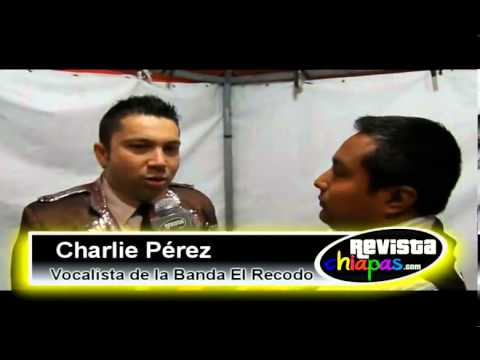 Entrevista a vocalistas de Banda El Recodo en Motozintla, Chiapas.