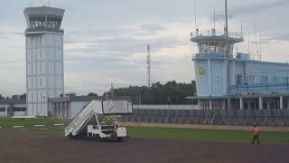 2017 Congo, Vol Johannesburg Lubumbashi, Atterrissage à Luano Avec SAA, en Novembre, by HabariSalam