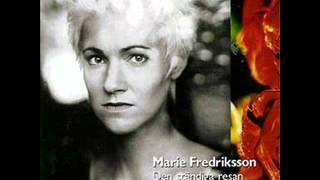 Watch Marie Fredriksson Det Jag Verkligen Ville video