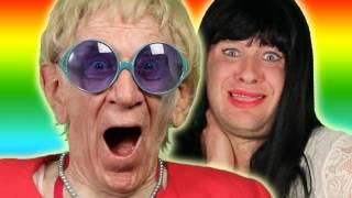 Katy Perry - The One That Got Away Parody - My Grandpa's Super