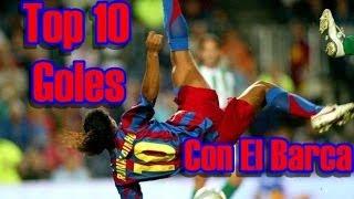 Top 10 Mejores Goles De