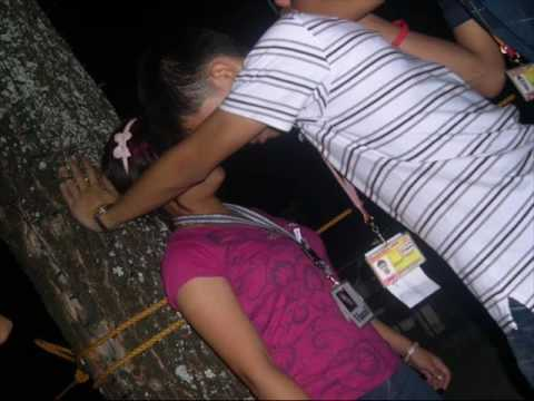 NUrsing lvl 1-C of Colegio San Agustin Bacolod..wmv