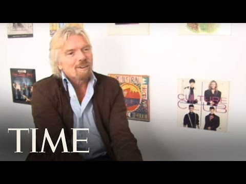 TIME Interviews Sir Richard Branson