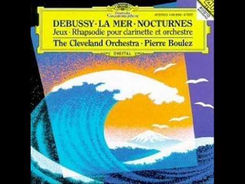 Дебюсси Клод - La Mer, 1. De L