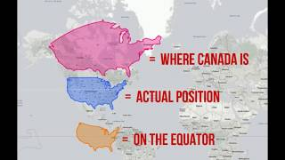 Awesome Maps that will change the way you see the World