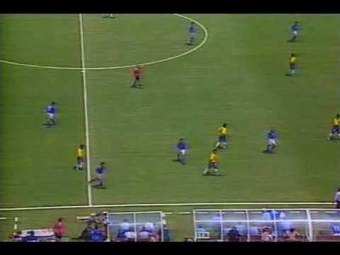 Dunga (c) - Brasil x Italia, Final da Copa (WC 94)