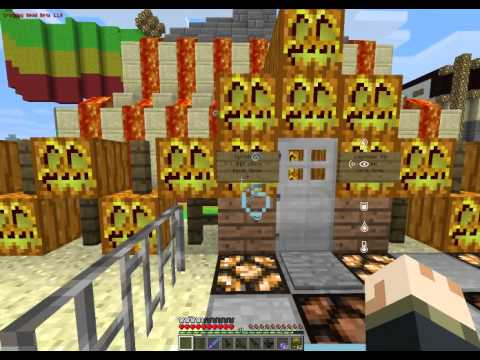 Minecraft ผจญภัยบ้านผีสิง pt.1