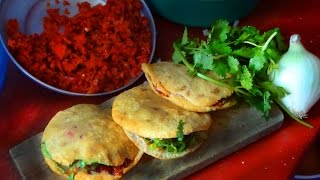 gorditas fritas de chicharrón prensado   easy food comida mexicana