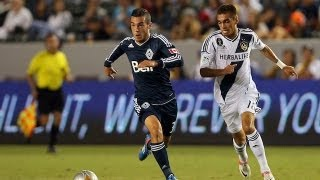 HIGHLIGHTS: LA Galaxy vs. Vancouver Whitecaps