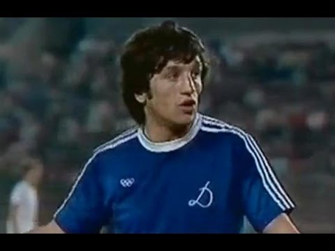 Great Georgian Players from Dinamo Tbilisi (НТВ-ПЛЮС)