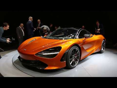 The McLaren 720S will be in Project CARS 2