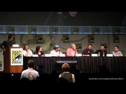 El Hobbit - Panel en la Comic-Con (subtitulado en español y en Full HD)