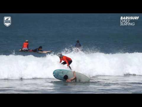 Barusurf Daily Surfing - 2016. 1. 12. Kuta