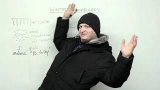 Winter Vocabulary in English
