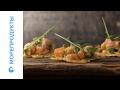 Тартар из Семги с Авокадо на Чипсах из Пармезана || iCOOKGOOD on FOOD TV || Морепродукты