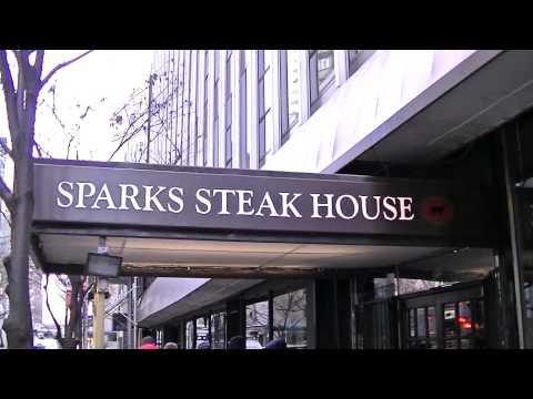 NYC - Onscene - Sparks Steakhouse - 1/18/12