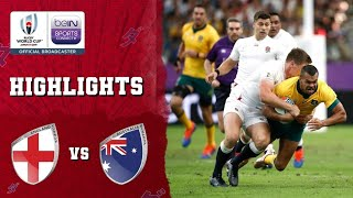 England 40-16 Australia | Rugby World Cup 2019 Match Highlights