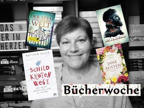 Bücherwoche #1 ~ Ganz tolle Bücher, auch 1 Flop, SerienFieber und BirdBox
