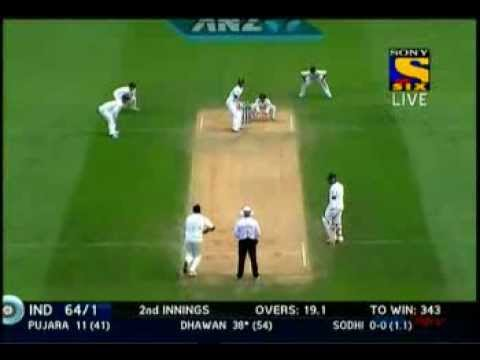 India vs New Zealand 1st Test Day 3 Highlights | IND vs NZ Full test match Highlights 2014